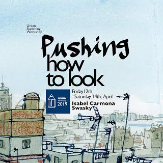 Pushing How to Look - A weekend in Bonn
