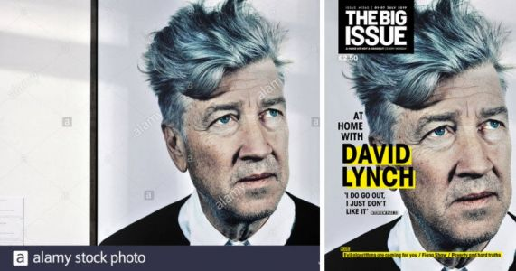 Magazine Says Its Stolen Cover Photo Was a Stock Photo. of the Photo