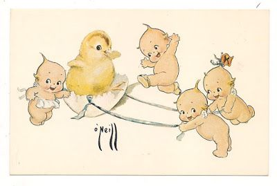 Rose O'Neill: Kewpies and Monsters