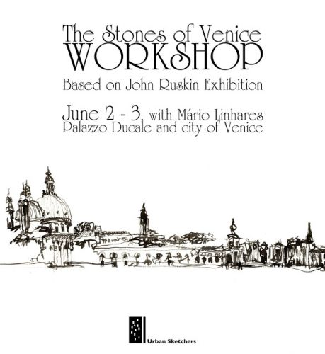 The Stones of Venice Workshop