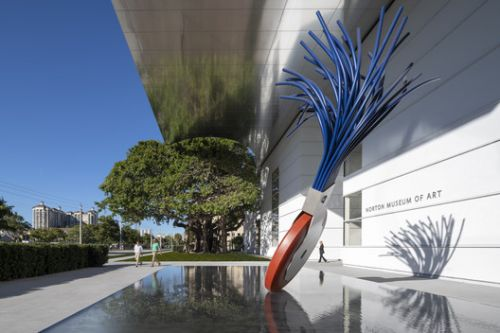 The Norton Museum of Art / Foster + Partners and CBT