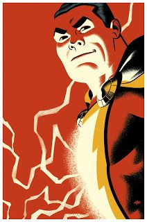 DC Comics Shazam Variant Covers
