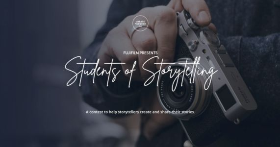 Fujifilm Will Give Thirty Students Up to $3,000 of Gear Each to Tell Their Story
