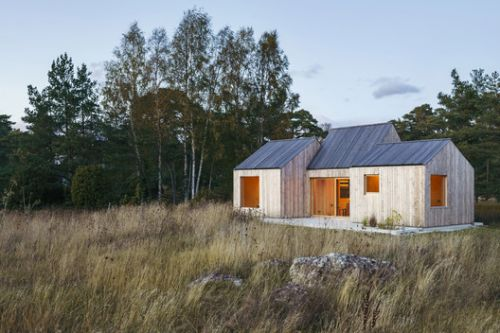 Field House / Lookofsky Architecture