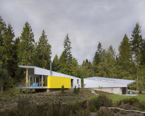Whidbey Artists' Retreat / Prentiss + Balance + Wickline Architects