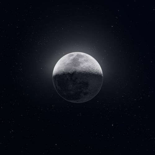 This Guy Shot 50,000 Pics to Make an 81MP Photo of the Moon
