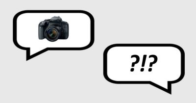 Strange Conversations from Working in a Camera Store