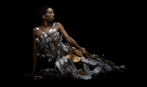 Elegant Portraits by Ayana V. Jackson Are Inspired by African Diasporic Mythology