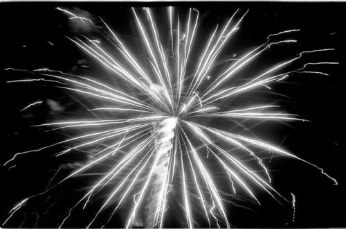 Photographing Fireworks with a 90-Year-Old Leica