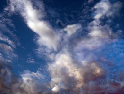 "Nature Fine Art Photography, Clouds, Sky ""Friday's Clouds"" by Colorado Photographer Kit Hedman, Boarding House Studio Galleries, Denver"