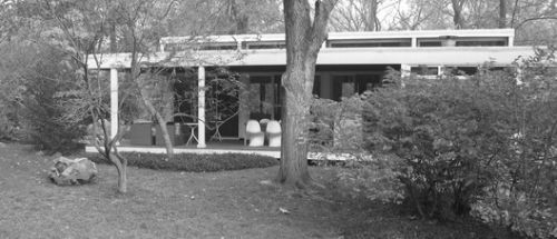 Growing Up in a Glass House: What Is it Like to Be the Daughter of an Uncompromising Modernist Architect?