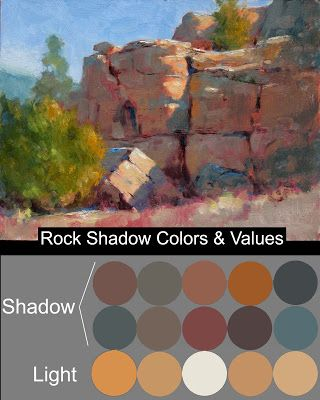 Painting Beautiful Shadows