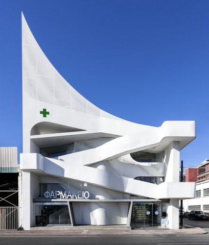 Mole Pharmacy / KLab architecture