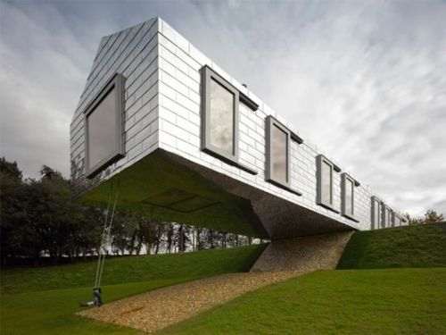 The Architecture of Cantilevers