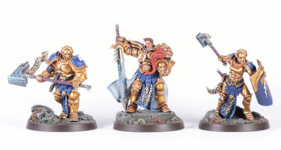 Showcase: Shadespire Steelheart's Champions by Lecoqadoodledo