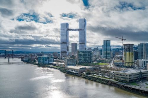 New Renderings Show Off Plans For What Could Become Portland's Future Tallest Building