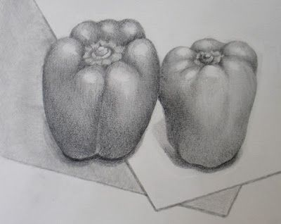 Peppers on Paper
