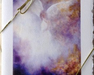 ANGEL BLESSINGS Boxed Greeting Card Gifts by Marina Petro
