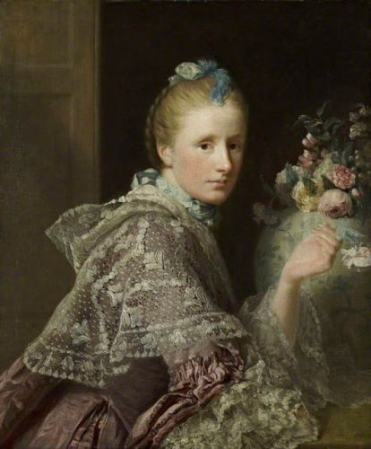 Allan Ramsay. Born on this day in 1713