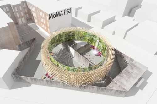 MoMA Announces the Winner of 2019 PS1 Young Architects Program