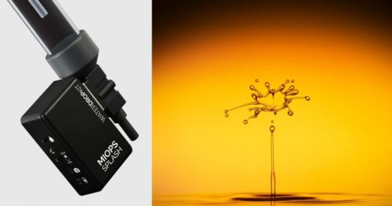 MIOPS Splash is a Water Drop Kit for Perfect Splash Photos