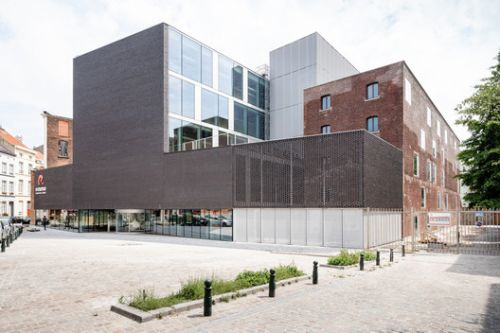 Erasmus University College / B-architecten