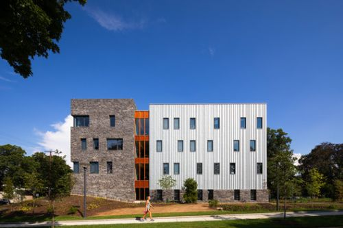 High Street Residence Hall, Dickinson College / Deborah Berke Partners