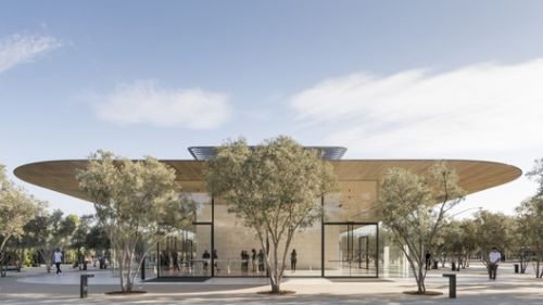 Employees Keep Walking into the Glass Walls at Apple's New Campus