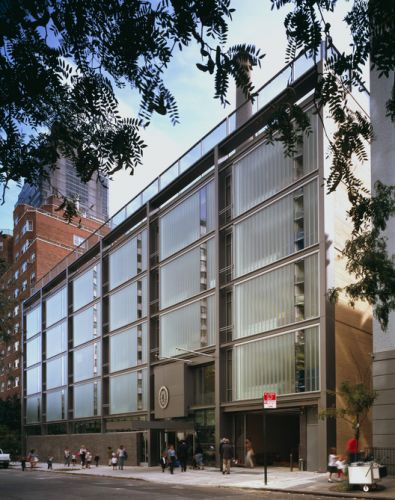 Lycée Français de New York / Ennead Architects