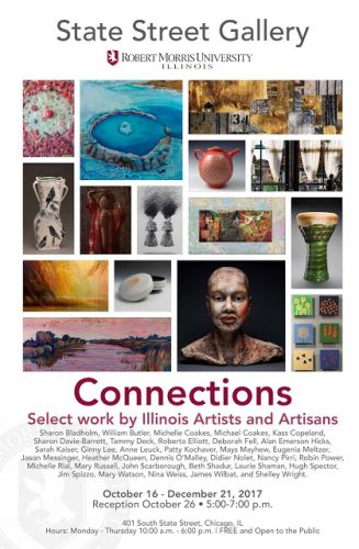 Connections - Oct 26 - IL Artist and Artisans