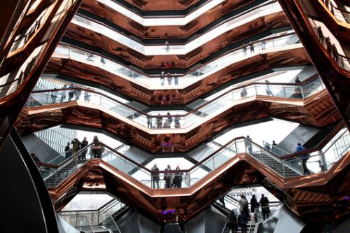 Heatherwick and MAD on Innovation in Architecture