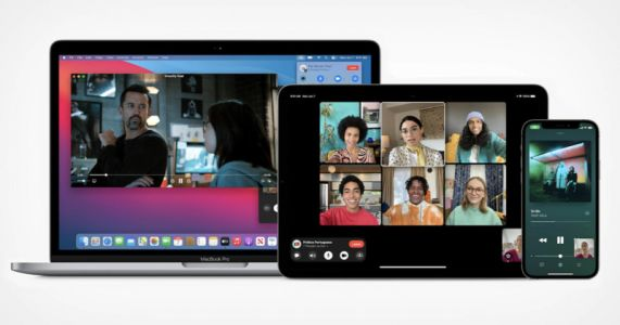 Apple's iOS 15 Updates to Facetime Puts Zoom and Teams on Notice