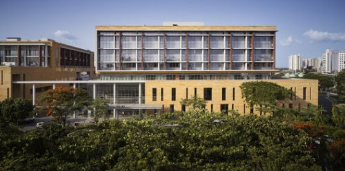 Tata Medical Center / CannonDesign