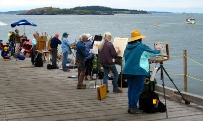 Starting a Plein Air Painting Group