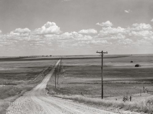 The Lonesome Road: 1941