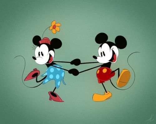 Happy 90th, Mickey and Minnie! It all started with a