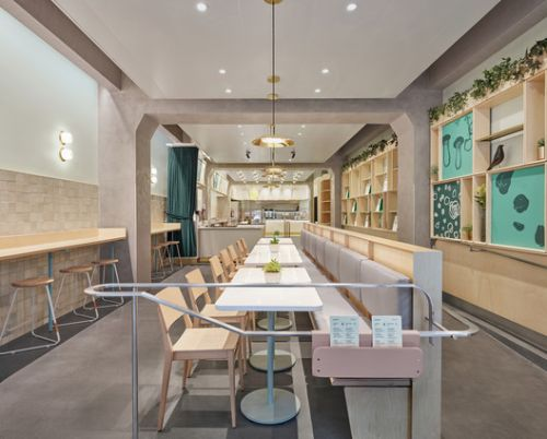 Junzi Kitchen Chinese Restaurant / Xuhui Zhang