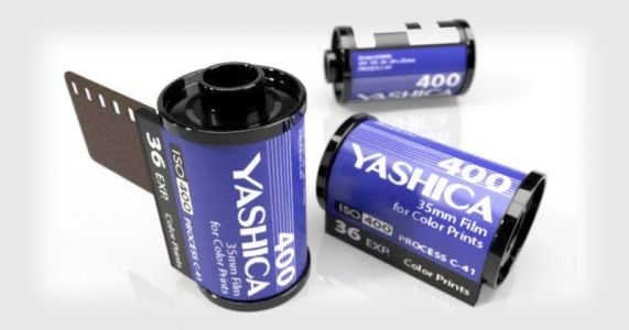 Yashica is Launching Its Own 35mm Film, Photographers Groan