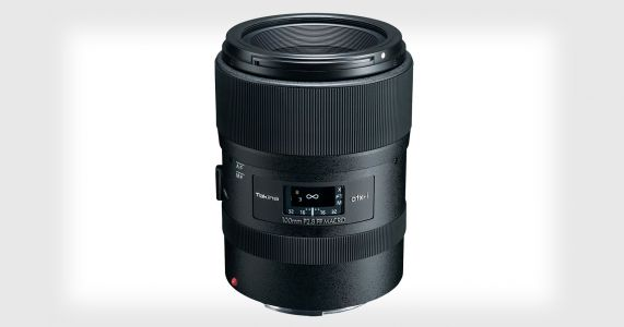 Tokina Unveils Updated 100mm f/2.8 Macro Lens for Canon and Nikon DSLRs