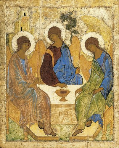 Solemnity of the Blessed Trinity
