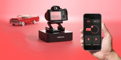 Edelkrone's SurfaceONE is the 'World's Smartest 2-Axis Motion Control' Kit