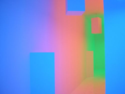 "Artist: Carlos Cruz-Diez""Physichromies"" - Kinetic and Op"