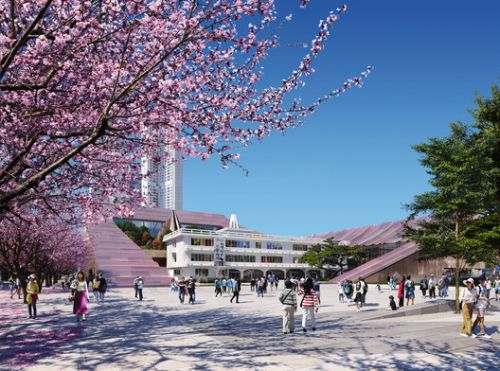 Snøhetta Unveils New Cheongju City Hall in South Korea