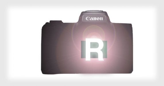 Canon R Full-Frame Mirrorless Camera and 4 RF Lenses Coming Sep 5th