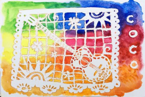 Revisiting Papel Picado