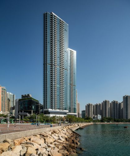 The Pavilia Bay / LWK & Partners Limited