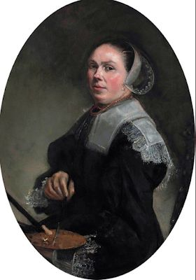 Judith Leyster. Born on this day in 1609