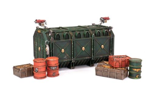 Showcase: Munitorum Armoured Container 3