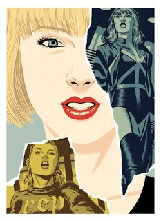 The New Yorker: Portrait of Taylor Swift