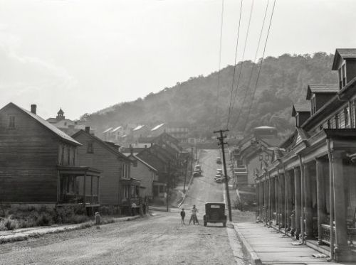 Carbon County: 1940